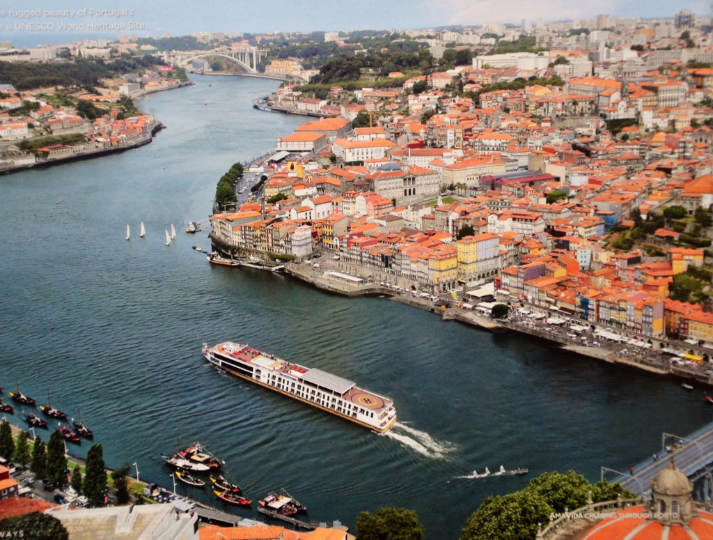 Cruising the Douro River in Portugal is a new offering. * Photo: AamaWaterways