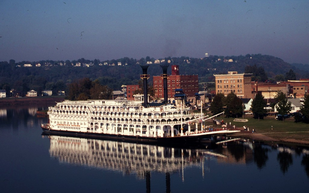 American Queen * Photo Credit: Ted Scull