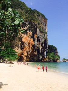 The beaches southwestern Thailand. Photo Credit: Heidi Sarna
