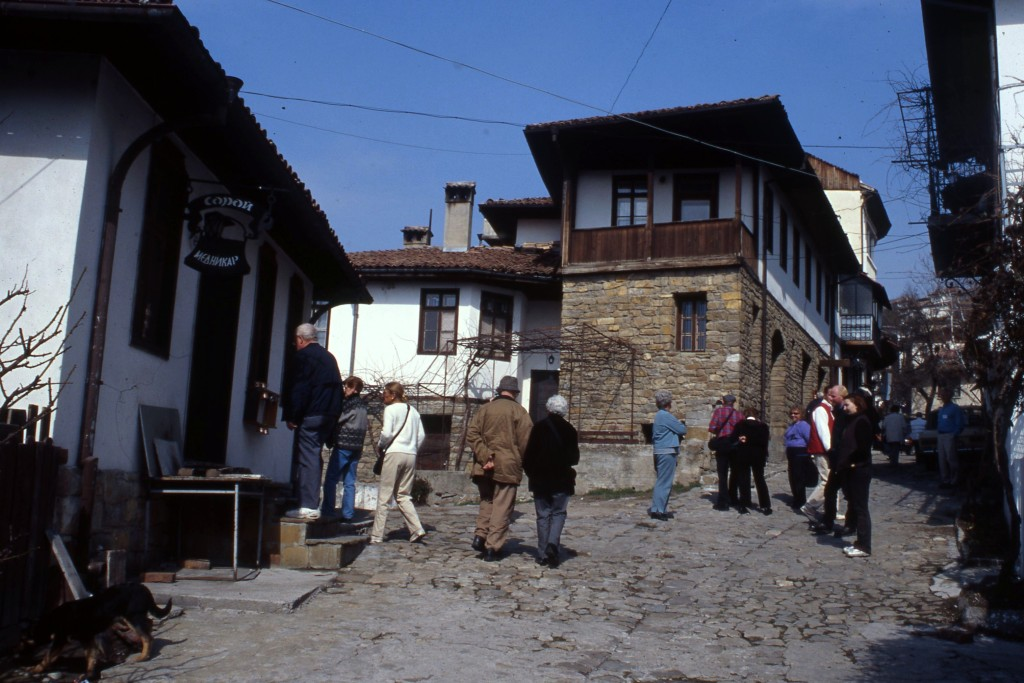 A medieval hill town in Bulgaria is a destination on a lower Danube River cruise.